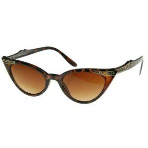 Images of Vintage Cat Eye Sunglasses