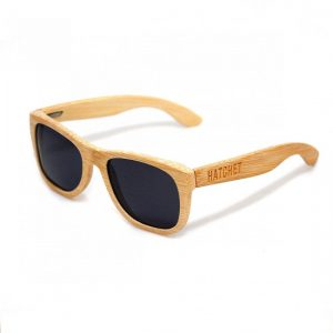 Images of Wood Wayfarer Sunglasses