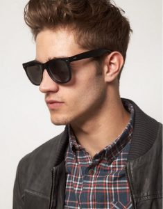 Large Wayfarer Sunglasses