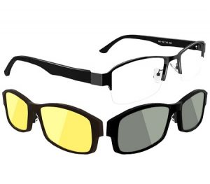 Magnetic Clip On Sunglasses Photos