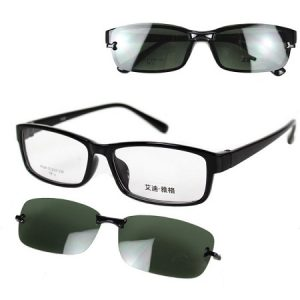 Magnetic Clip On Sunglasses Pictures