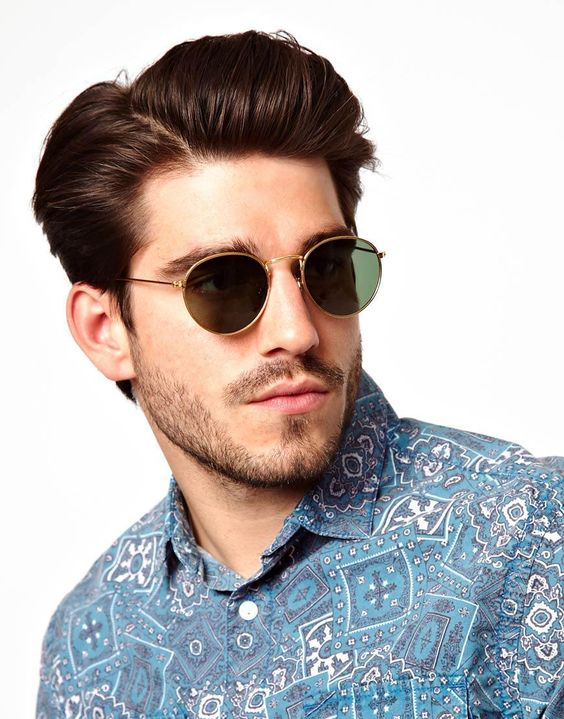 Free shipping and returns on Men's Round Sunglasses & Eyewear at megasmm.gq