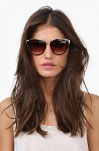 Oversized Cat Eye Sunglasses Photos