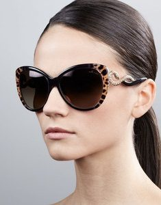 Oversized Cat Eye Sunglasses Pictures