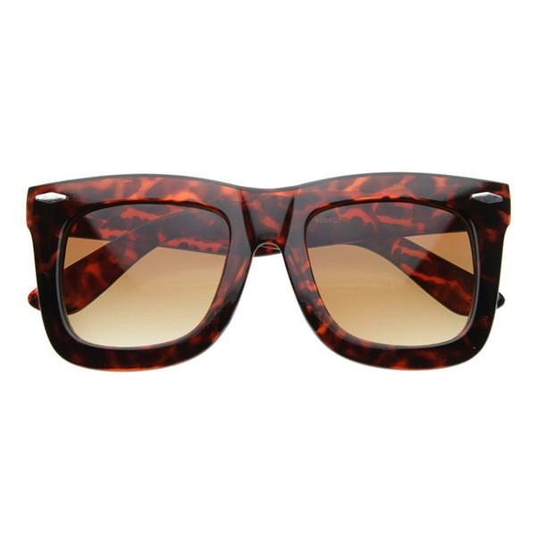 oversized wayfarer sunglasses top sunglasses