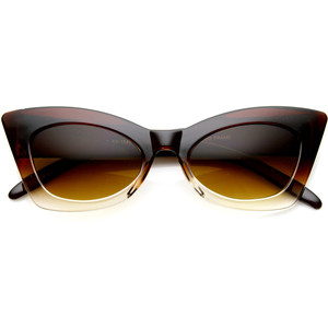 Pictures of Vintage Cat Eye Sunglasses