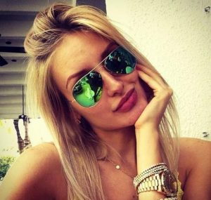 Polarized Aviator Sunglasses for Women