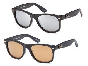 Polarized Wayfarer Style Sunglasses
