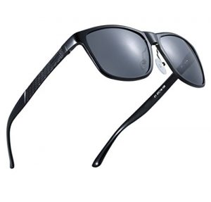 Polarized Wayfarer Sunglasses for Men