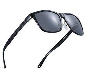 Polarized Wayfarer Sunglasses for Men
