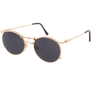 002041ce5d Vintage Round Sunglasses
