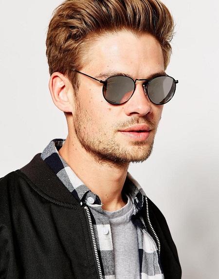 Free shipping and returns on Men's Round Sunglasses & Eyewear at ketauan.ga