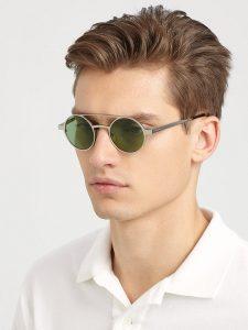 Small Round Sunglasses Men