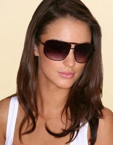Square Aviator Sunglasses Women