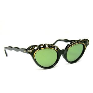 Vintage Cat Eye Sunglasses Picture