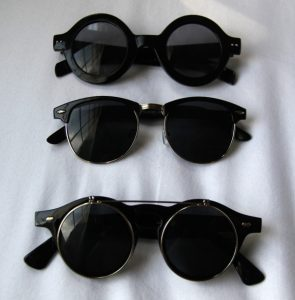 Vintage Retro Round Sunglasses