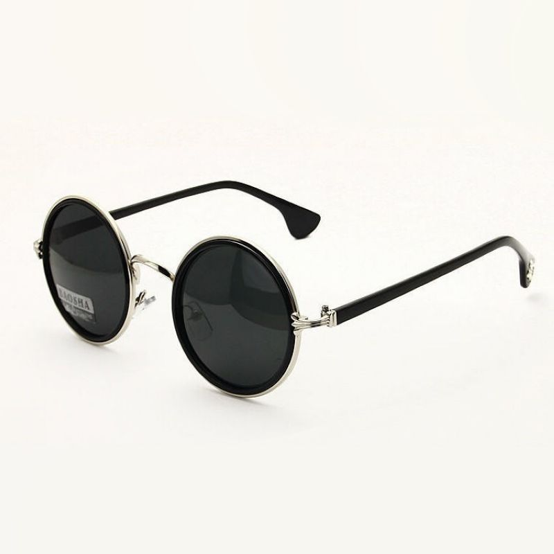 Round Sunglasses for Men Top Sunglasses