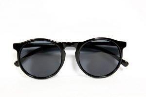 Vintage Round Sunglasses for Men