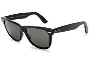 Wayfarer Black Sunglasses