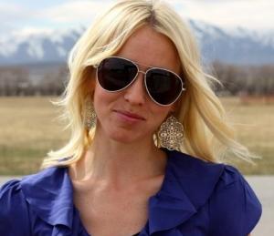 Women Aviator Sunglasses