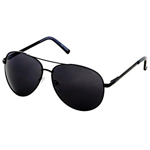 Black Aviator Sunglasses Top Sunglasses