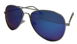 Aviator Blue Sunglasses