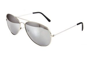 Aviator Mirror Sunglasses