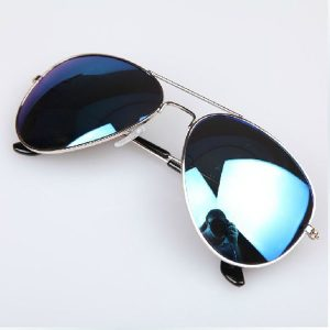 Aviator Sunglasses Mirror Lenses