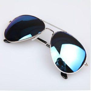 Aviator Sunglasses Mirror Lenses