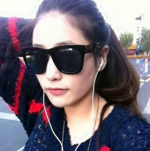 Big Black Square Sunglasses