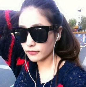 Big Black Square Sunglasses