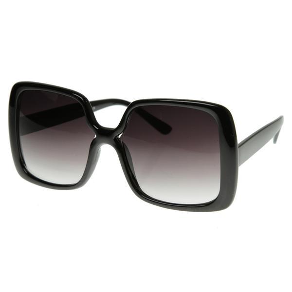 6397e419d33 Oversized Black Sunglasses