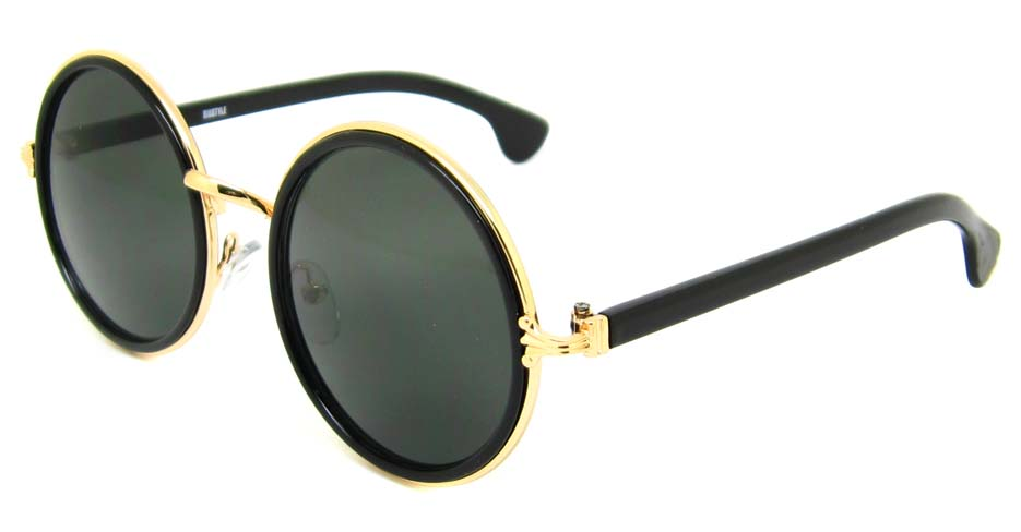 Black and Gold Sunglasses Top Sunglasses