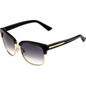 Black and Gold Sunglass