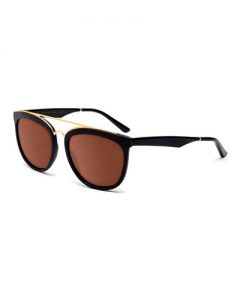 Black and Gold Sunglasses Images