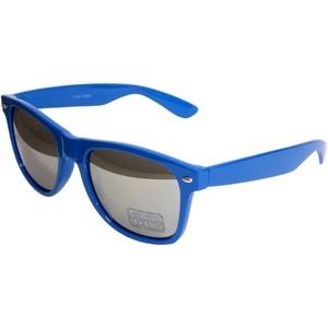 Blue Wayfarer Sunglasses
