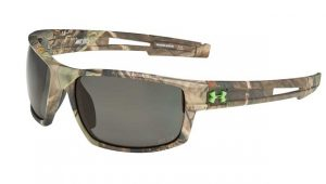 Camo Lens Sunglasses