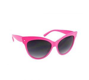 Cat Eye Pink Sunglasses