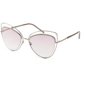 Clear Cat Eye Sunglass