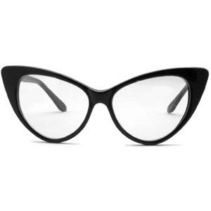 Clear Cat Eye Sunglasses Images