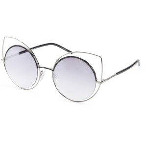 Clear Cat Eye Sunglasses Pictures
