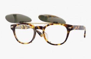 Clip On Flip Up Sunglasses