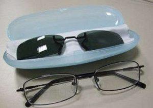 Clip On Polarized Sunglasses