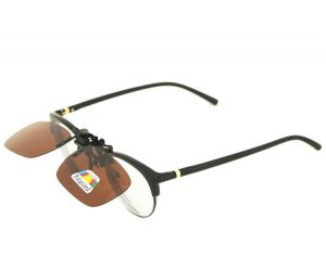 Flip Clip On Sunglasses