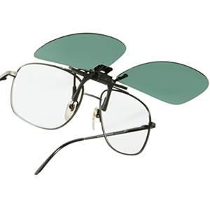 Flip Up Clip Sunglasses