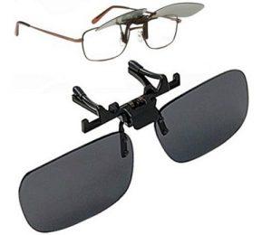 Flip Up Sunglasses Clip On