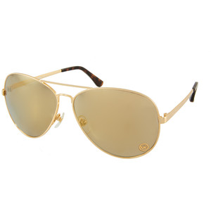 Gold Aviator Sunglasses Images