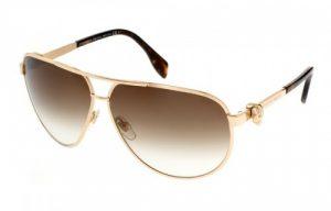 Gold Aviator Sunglasses Pictures