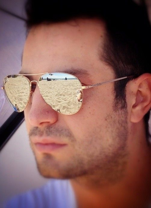 Gold Mirrored Sunglasses Topsunglasses Net