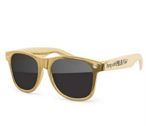 Gold Wayfarer Sunglasses Images